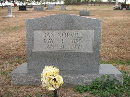 NORVIEL, DAN - Cross County, Arkansas | DAN NORVIEL - Arkansas Gravestone Photos