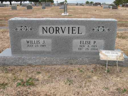 NORVIEL, ELISE P - Cross County, Arkansas | ELISE P NORVIEL - Arkansas Gravestone Photos