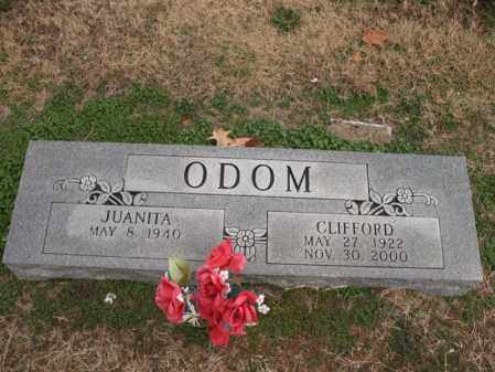 ODOM, CLIFFORD - Cross County, Arkansas | CLIFFORD ODOM - Arkansas Gravestone Photos