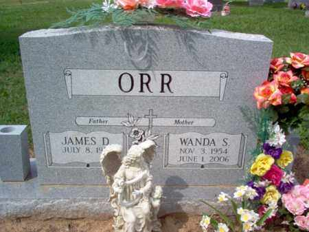 ORR, WANDA S - Cross County, Arkansas | WANDA S ORR - Arkansas Gravestone Photos