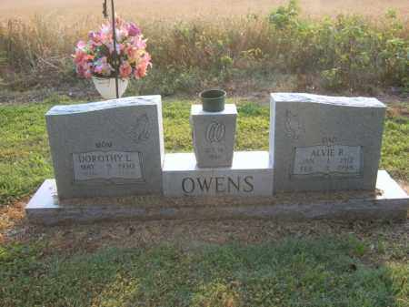 MAGRAW OWENS, DOROTHY L - Cross County, Arkansas | DOROTHY L MAGRAW OWENS - Arkansas Gravestone Photos