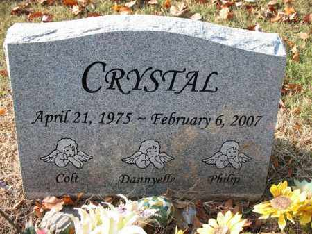 PARKER, CRYSTAL DAWN - Cross County, Arkansas | CRYSTAL DAWN PARKER - Arkansas Gravestone Photos