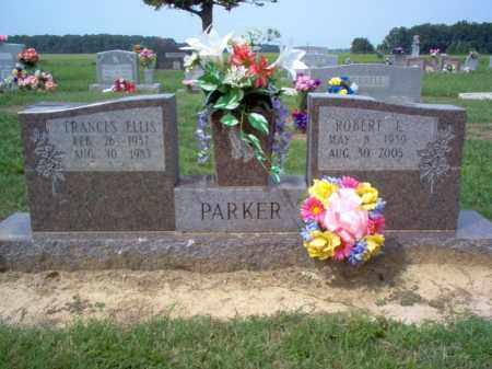 ELLIS PARKER, FRANCES - Cross County, Arkansas | FRANCES ELLIS PARKER - Arkansas Gravestone Photos