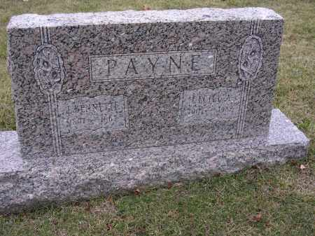 PAYNE, CECILE A - Cross County, Arkansas | CECILE A PAYNE - Arkansas Gravestone Photos