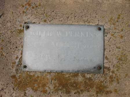 "PERKINS, WILLIAM WESLEY ""WILLIE"" - Cross County, Arkansas | WILLIAM WESLEY ""WILLIE"" PERKINS - Arkansas Gravestone Photos"