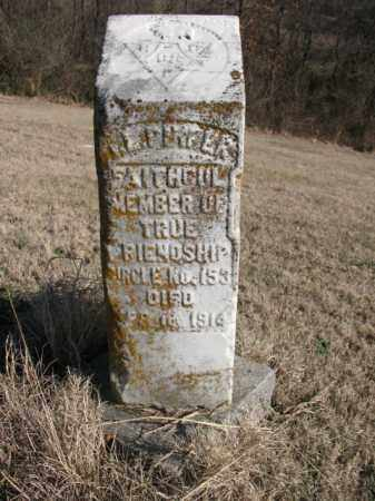 PHIFER, THOMAS L - Cross County, Arkansas | THOMAS L PHIFER - Arkansas Gravestone Photos