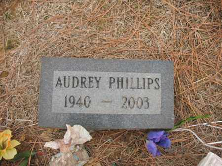 PHILLIPS, AUDREY - Cross County, Arkansas | AUDREY PHILLIPS - Arkansas Gravestone Photos