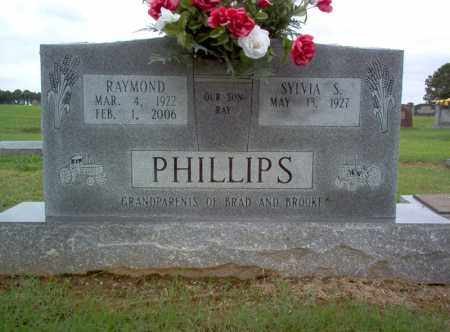 PHILLIPS, RAYMOND - Cross County, Arkansas | RAYMOND PHILLIPS - Arkansas Gravestone Photos