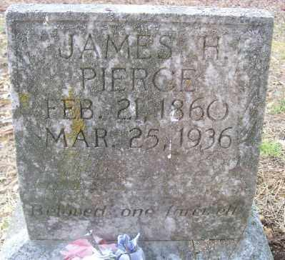 PIERCE, JAMES H. - Cross County, Arkansas | JAMES H. PIERCE - Arkansas Gravestone Photos