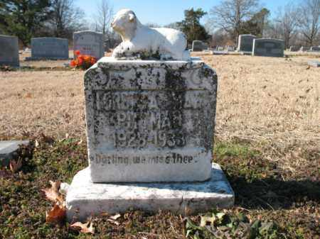 PITTMAN, LORETTA MAE - Cross County, Arkansas | LORETTA MAE PITTMAN - Arkansas Gravestone Photos