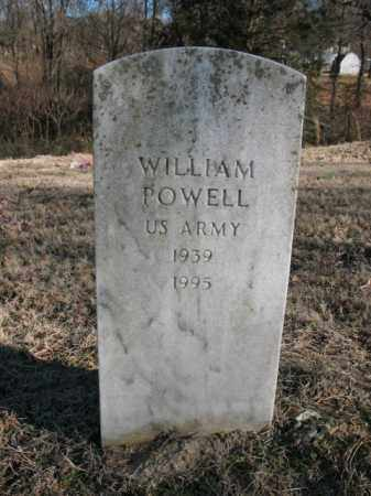 POWELL (VETERAN), WILLIAM - Cross County, Arkansas | WILLIAM POWELL (VETERAN) - Arkansas Gravestone Photos