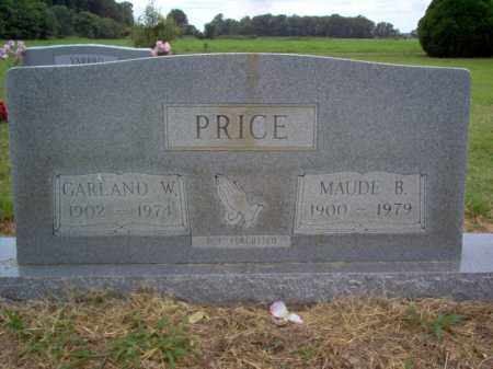 PRICE, MAUDE B - Cross County, Arkansas | MAUDE B PRICE - Arkansas Gravestone Photos