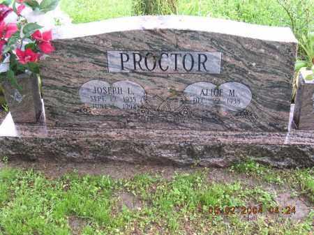PROCTOR, JOSEPH L - Cross County, Arkansas | JOSEPH L PROCTOR - Arkansas Gravestone Photos