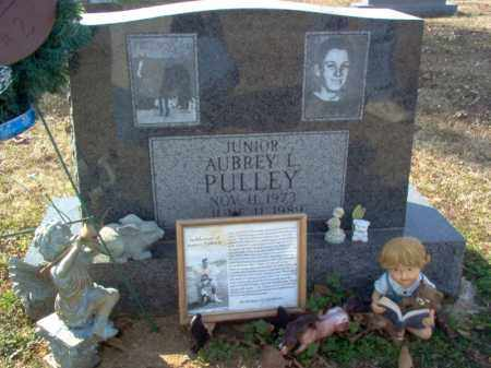 "PULLEY, AUBREY L ""JUNIOR"" - Cross County, Arkansas 