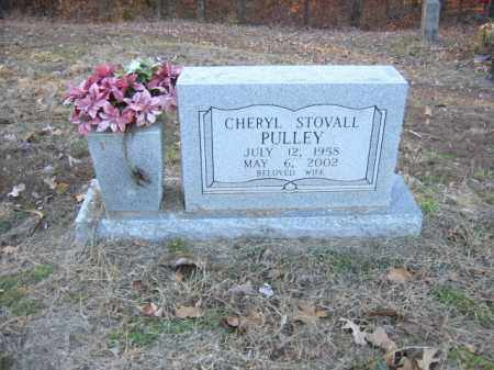 PULLEY, CHERYL - Cross County, Arkansas | CHERYL PULLEY - Arkansas Gravestone Photos