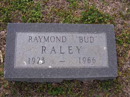 "RALEY, RAYMONE ""BUD"" - Cross County, Arkansas 