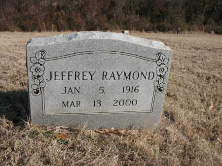 RAYMOND, JEFFREY - Cross County, Arkansas | JEFFREY RAYMOND - Arkansas Gravestone Photos