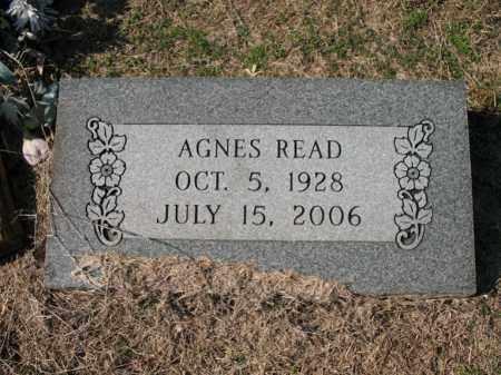 READ, AGNES - Cross County, Arkansas | AGNES READ - Arkansas Gravestone Photos