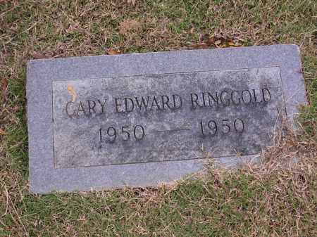 RINGGOLD, GARY EDWARD - Cross County, Arkansas | GARY EDWARD RINGGOLD - Arkansas Gravestone Photos