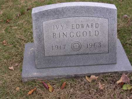 RINGGOLD, IVY EDWARD - Cross County, Arkansas | IVY EDWARD RINGGOLD - Arkansas Gravestone Photos