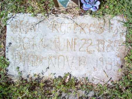 ROBERTS, IRENE - Cross County, Arkansas | IRENE ROBERTS - Arkansas Gravestone Photos