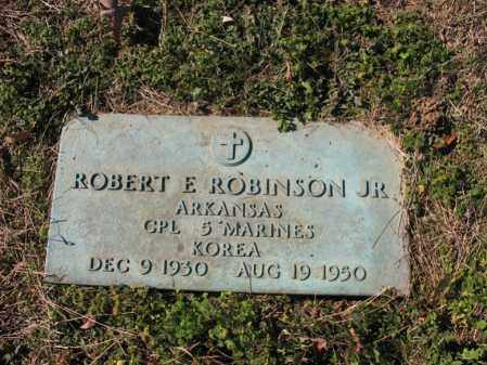 ROBINSON, JR (VETERAN KOR, KIA, ROBERT EUGENE - Cross County, Arkansas | ROBERT EUGENE ROBINSON, JR (VETERAN KOR, KIA - Arkansas Gravestone Photos