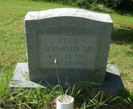 ROBINSON, SR, HUGH L - Cross County, Arkansas | HUGH L ROBINSON, SR - Arkansas Gravestone Photos