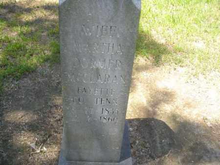 ROLFE, MARTHA DORMER - Cross County, Arkansas | MARTHA DORMER ROLFE - Arkansas Gravestone Photos