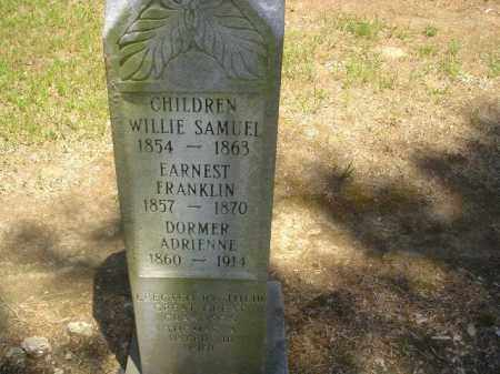 ROLFE, EARNEST FRANKLIN - Cross County, Arkansas | EARNEST FRANKLIN ROLFE - Arkansas Gravestone Photos