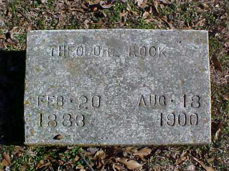 ROOK, THEODORE - Cross County, Arkansas | THEODORE ROOK - Arkansas Gravestone Photos