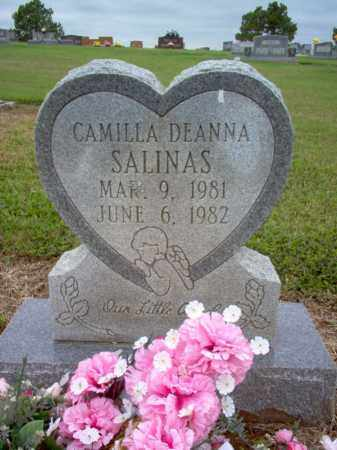 SALINAS, CAMILLA DEANNA - Cross County, Arkansas | CAMILLA DEANNA SALINAS - Arkansas Gravestone Photos