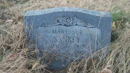 SANKEY, MARY SUE - Cross County, Arkansas | MARY SUE SANKEY - Arkansas Gravestone Photos