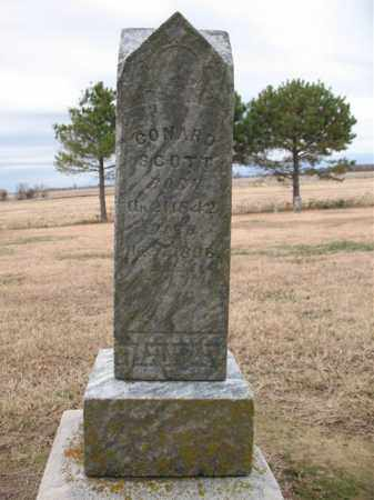 SCOTT, CONARD - Cross County, Arkansas | CONARD SCOTT - Arkansas Gravestone Photos