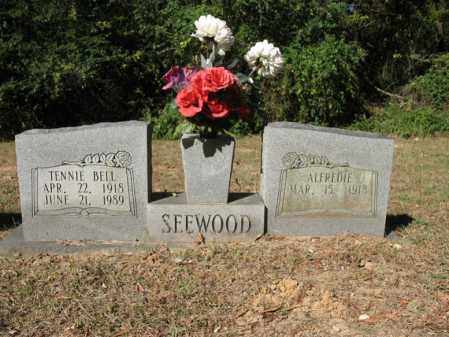 SEEWOOD, TENNIE BELL - Cross County, Arkansas | TENNIE BELL SEEWOOD - Arkansas Gravestone Photos