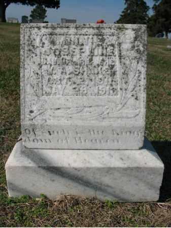 SHAKE, MINNIE JOSEPHINE - Cross County, Arkansas | MINNIE JOSEPHINE SHAKE - Arkansas Gravestone Photos