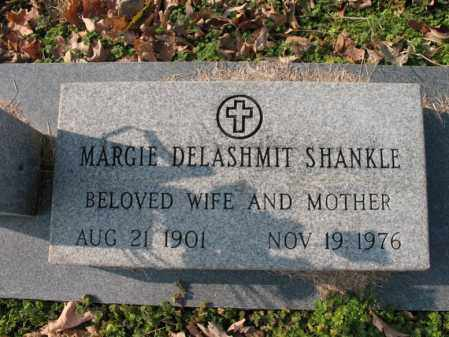 SHANKLE, MARGIE - Cross County, Arkansas | MARGIE SHANKLE - Arkansas Gravestone Photos
