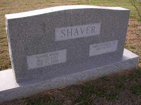WOOD SHAVER, BONNIE - Cross County, Arkansas | BONNIE WOOD SHAVER - Arkansas Gravestone Photos