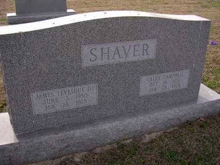SHAVER, CATHY - Cross County, Arkansas | CATHY SHAVER - Arkansas Gravestone Photos