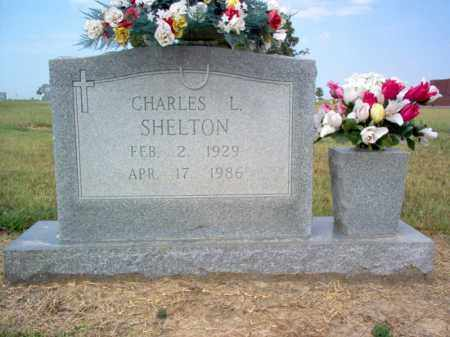 SHELTON, CHARLES L - Cross County, Arkansas | CHARLES L SHELTON - Arkansas Gravestone Photos