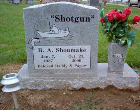 "SHOUMAKE, B A ""SHOTGUN"" - Cross County, Arkansas 