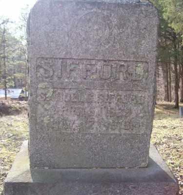 SIFFORD, SAMUEL G. - Cross County, Arkansas | SAMUEL G. SIFFORD - Arkansas Gravestone Photos