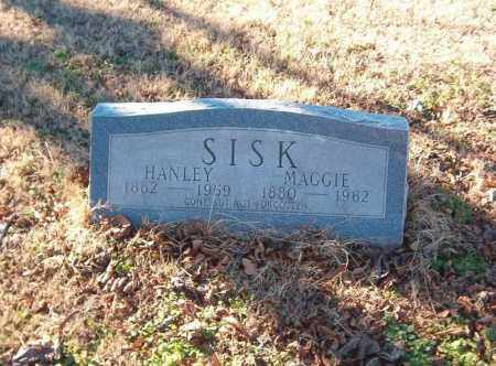 SISK, MAGGIE - Cross County, Arkansas | MAGGIE SISK - Arkansas Gravestone Photos