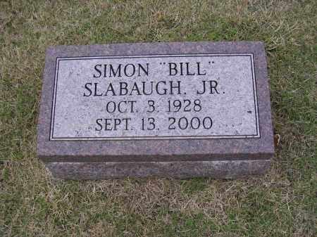 "SLABAUGH, SIMON ""BILL"" JR - Cross County, Arkansas | SIMON ""BILL"" JR SLABAUGH - Arkansas Gravestone Photos"