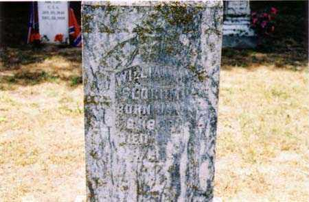 SLOCUM, WILLIAM H. - Cross County, Arkansas | WILLIAM H. SLOCUM - Arkansas Gravestone Photos