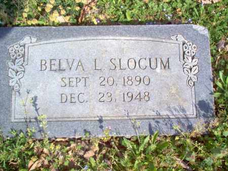 SLOCUM, BELVA L - Cross County, Arkansas | BELVA L SLOCUM - Arkansas Gravestone Photos