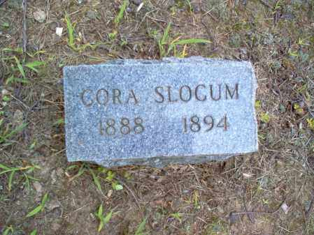 SLOCUM, CORA - Cross County, Arkansas | CORA SLOCUM - Arkansas Gravestone Photos
