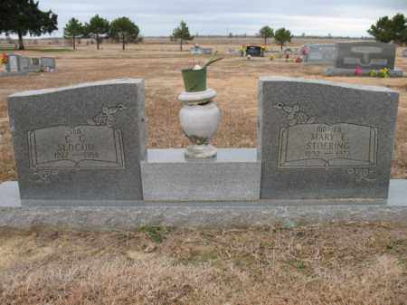 STOERING, MARY E - Cross County, Arkansas | MARY E STOERING - Arkansas Gravestone Photos
