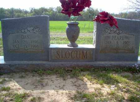 SLOCUM, DAN - Cross County, Arkansas | DAN SLOCUM - Arkansas Gravestone Photos
