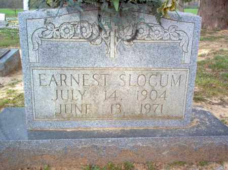 SLOCUM, EARNEST - Cross County, Arkansas | EARNEST SLOCUM - Arkansas Gravestone Photos