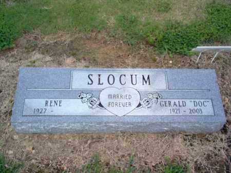 "SLOCUM, GERALD ""DOC"" - Cross County, Arkansas 